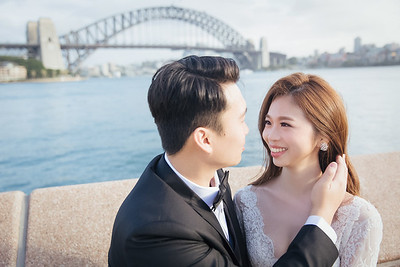 Pre-wedding in Sydney | Weber + Candy