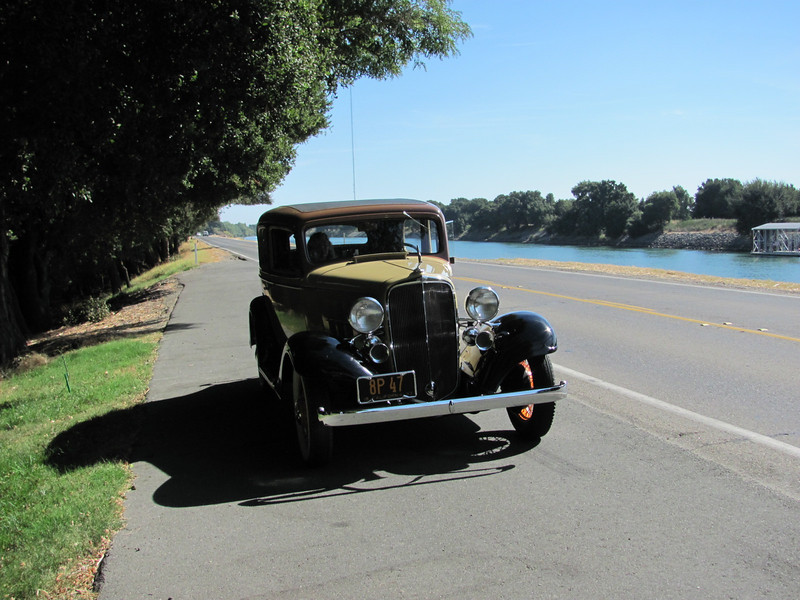 more touring on the Sacramento river