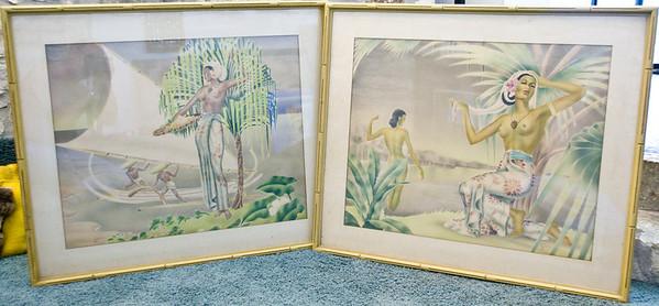 Lynda - Gill Paintings