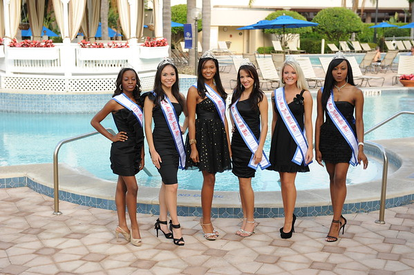 Miss Florida Beautiful Pageant @ Hilton Lk Buena Vista 5-1-10