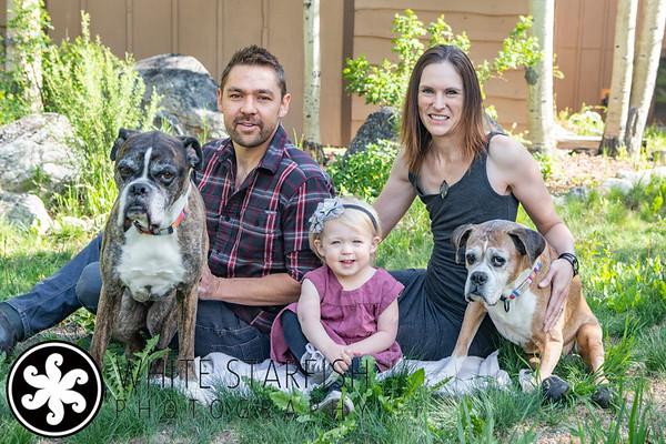 Breckenridge Family Photos - Boreas Pass - Marchand