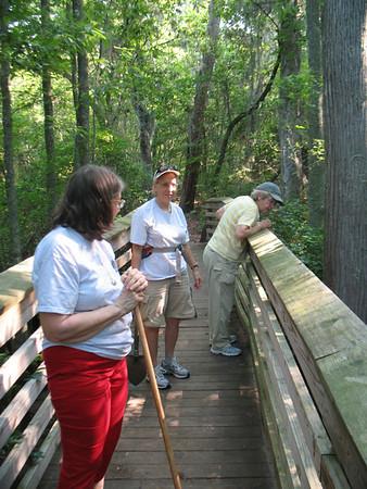 Trail maintenance FLSP