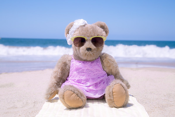 Life's a Bear Girl
