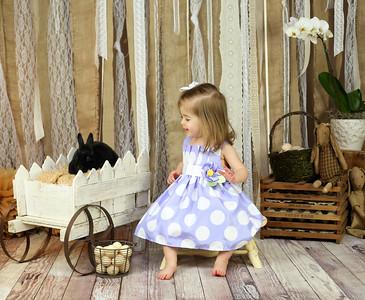 Hannah Easter Mini