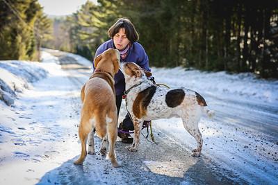 Beth H & Dogs 2021