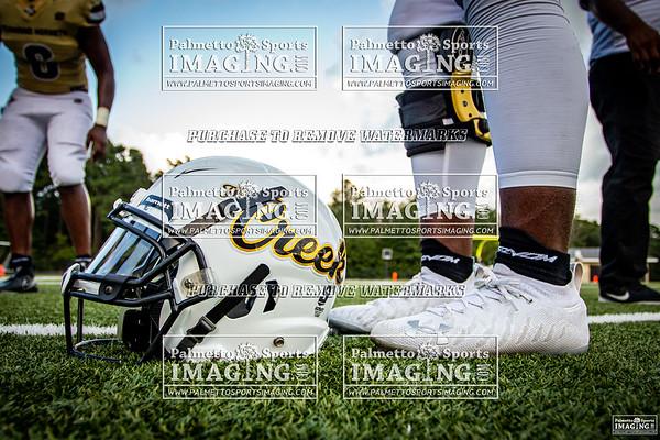 Lower Richland vs White Knoll Varsity Football