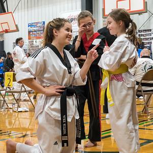 Capital District Taekwondo Tournament