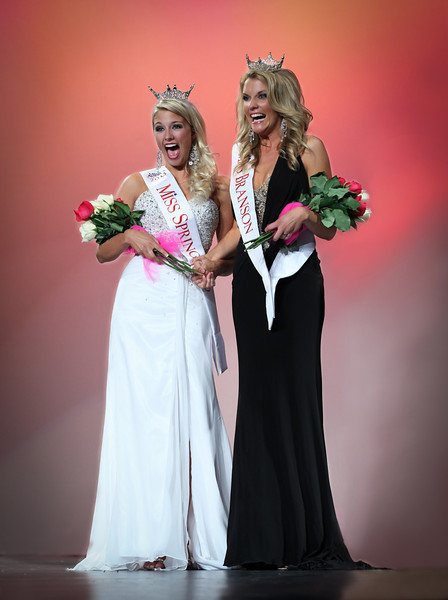 Miss Springfield/Branson pageants