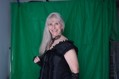Adrienne Halloween