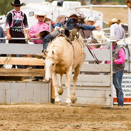 2018 Springville Rodeo