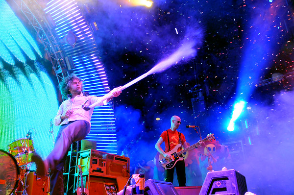 The Flaming Lips, New Years Freakout 2011