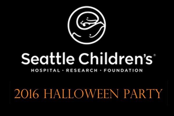 Seattle Children's Research Institute Halloween 2016