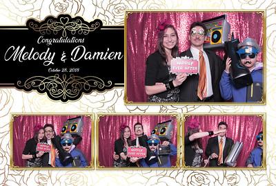 Melody & Damien 10.28.18