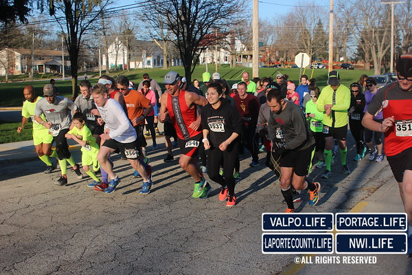2016 Dyngus Day Run