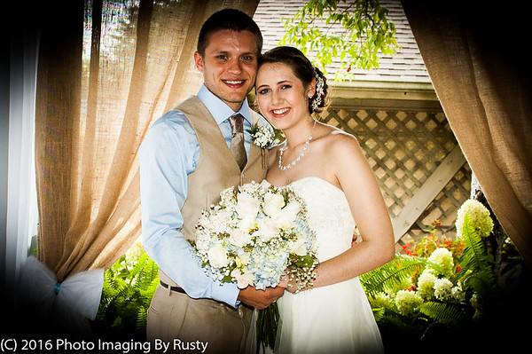 Taylor & Caleb's Wedding - 7-23-16