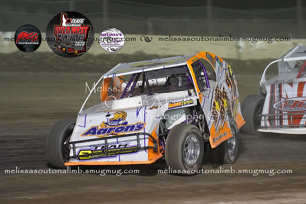 2020 8-14 WWMT Vernal  Diamond Mountain Speedway