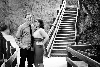 Amber & Chris May 2012