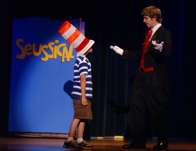 7/14/2008 Seussical at Great Mills High School