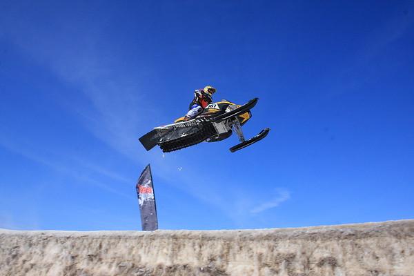 Grassroots Race # 5/ Practice at ERX- 2.25.10