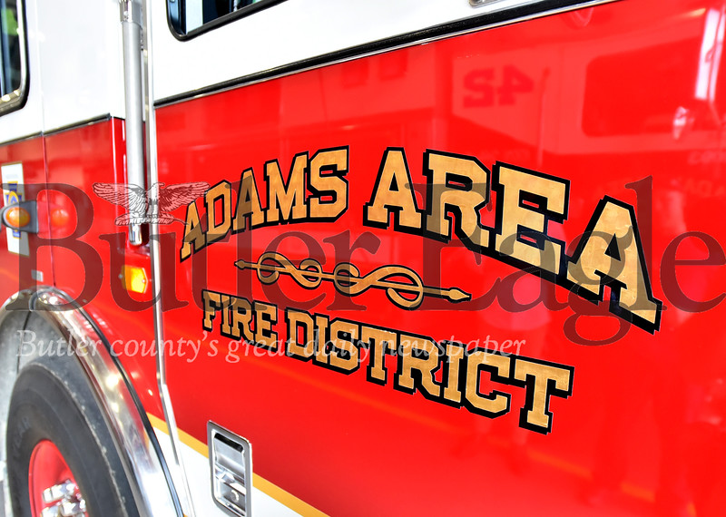 33059 The Adams Area Fire District is looking for dedicated volunteers to join its live-in program.