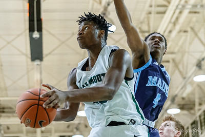 Maine vs Dartmouth Men's Basketball