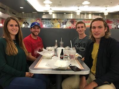 College Dinner Series 2016-17