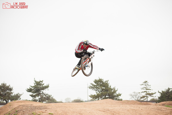 Elk Grove Bike park session
