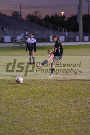 Bayside Girls Soccer vs Palm Bay  12-5-18 ZM