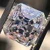 3.02ct Antique Asscher Cut Diamond, GIA G VS2 10