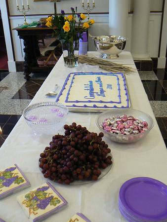 Grapes & Grains Graduation