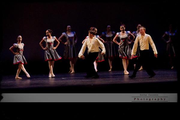 Ballet 5 - Theme from Bonanza