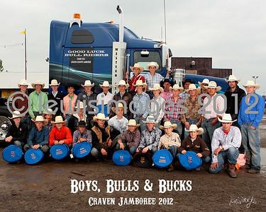 Boys, Bulls & Bucks - Sunday