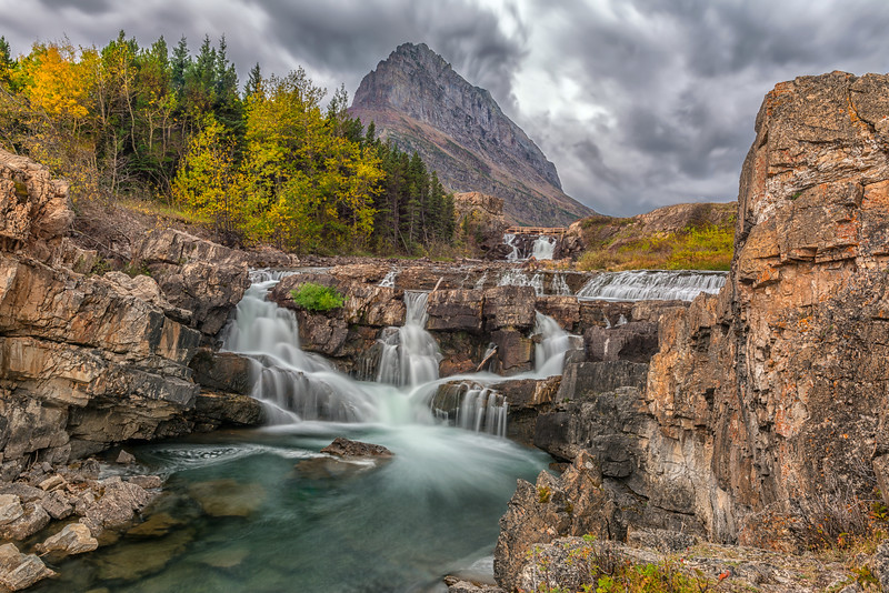 Falls of the Swiftcurrent