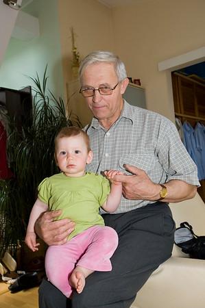 Antonina Lecka, Chrzciny 28.06.2009, Lodz, Poland