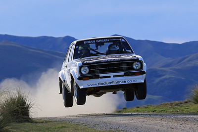 Rally Otago 2015 - Historics