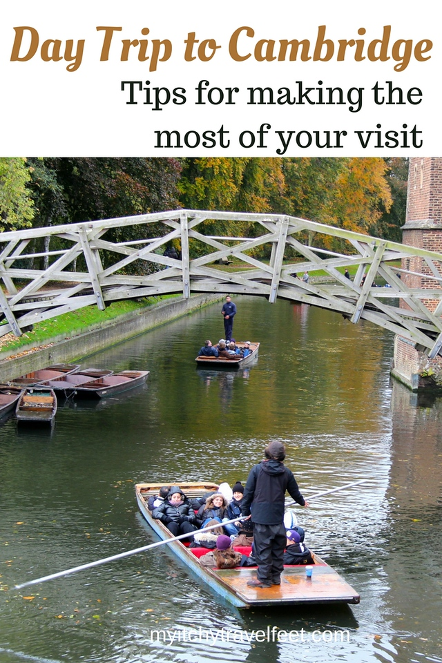 The best travel tips for a day trip to Cambridge from London
