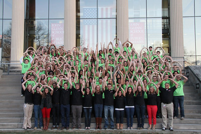 2013 OUAB General End of Year Portrait