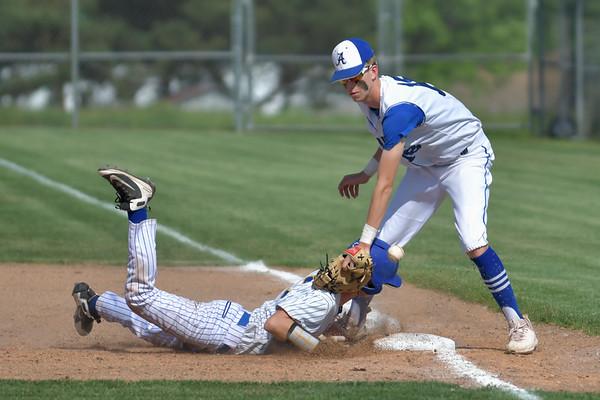 Beal City vs Evart Varsity Baseball 5-25-21