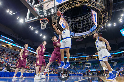 3-24-17 Springfield v Minneapolis North MSHSL Class A Boys Basketball Semifinal