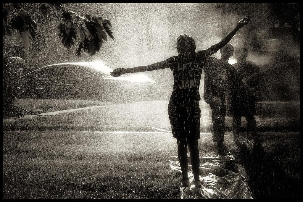 Summer Sprinkler 2