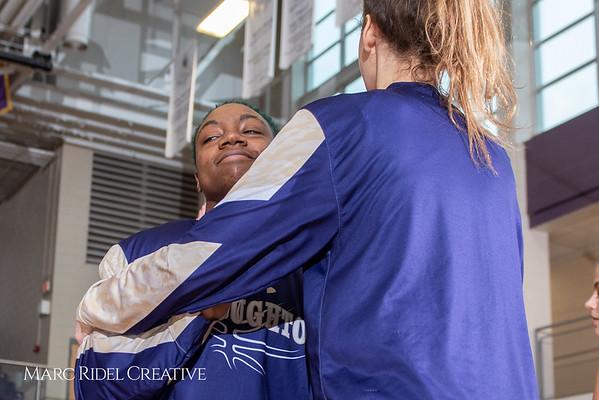 Broughton girls varsity basketball vs Millbrook. February 15, 2019. 750_7247