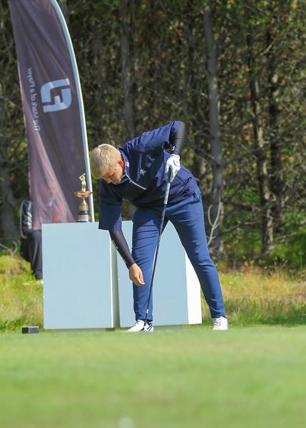 Íslandsmót golf 2019 Grafarholt - 3. keppnisdagur. Mynd: seth@golf.is