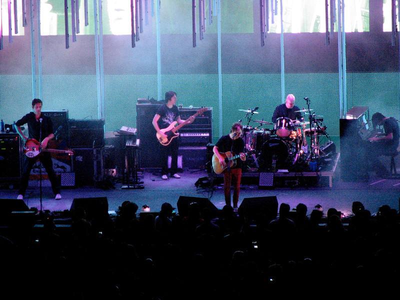 Radiohead Hollywood Bowl 08-25-08 470