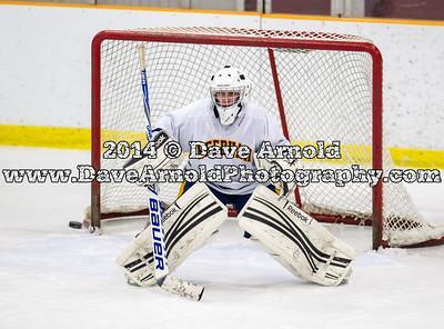 12/15/2014 - Boys JV Hockey - Canton vs Needham