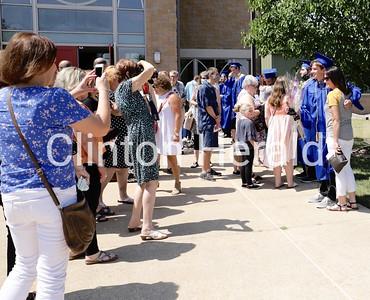 Prince of Peace graduation 2020