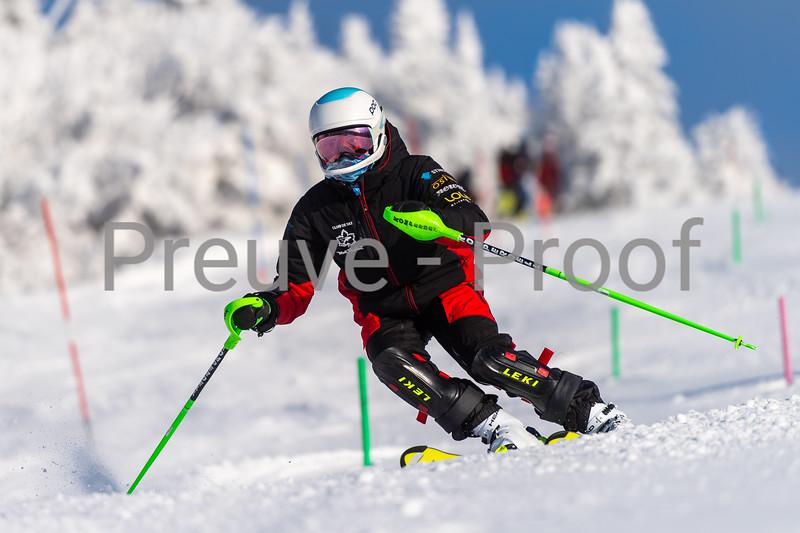 2020-12-27 Club De Ski Tremblant Alpine