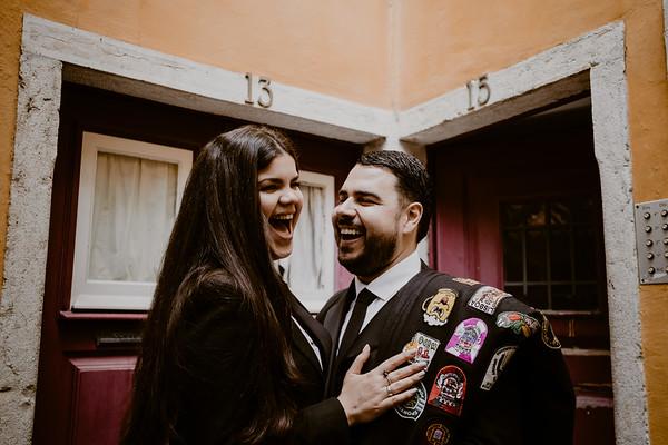 Cátia e Fábio | Love Session