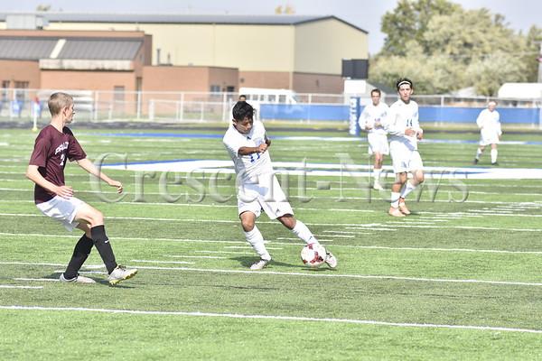 10-15-16 Sports Paulding @ Defiance boys soccer