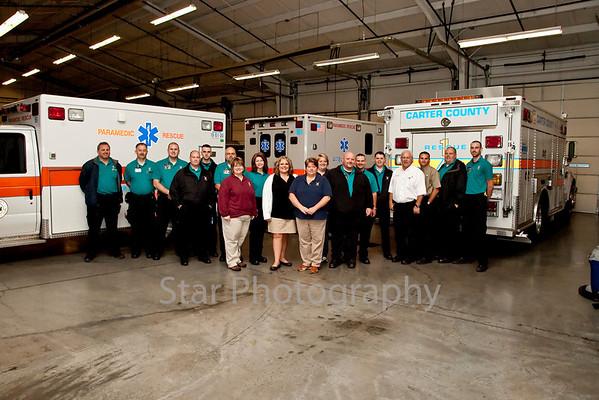 Rescue Squad Team 10-16-09