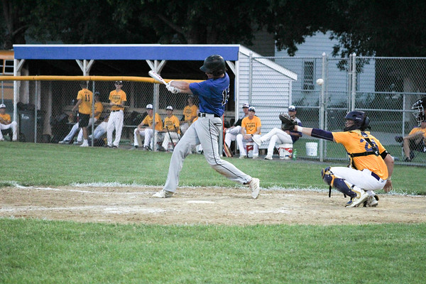 BHRV baseball versus Central Lyon 7-2-19